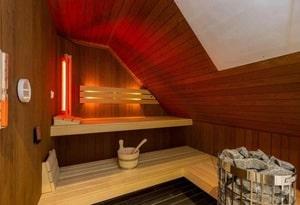 wellness appartement met sauna zeeland