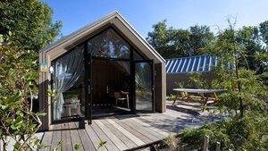 tiny house veluwe droomparken