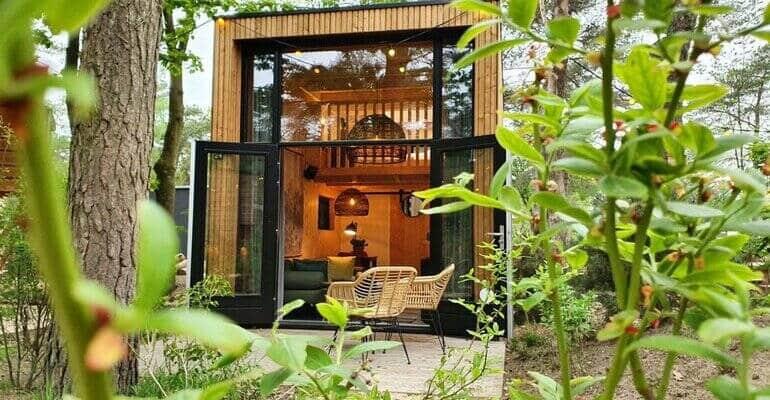 tiny house veluwe