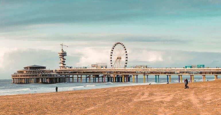 vakantie aan zee nederland kust