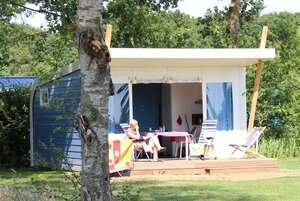 gezellig huisje vakantiepark friesland