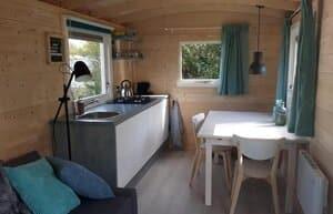 klein huisje friesland