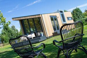 luxe tiny house friesland