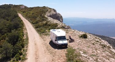 mont rebei camping