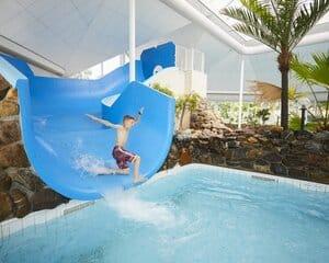 camping met zwemparadijs en indoor speeltuin