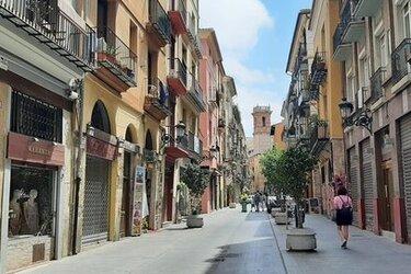 hotel in het centrum van valencia