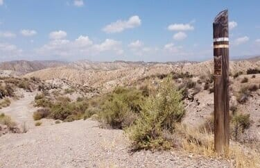tabernas woestijn wandelen