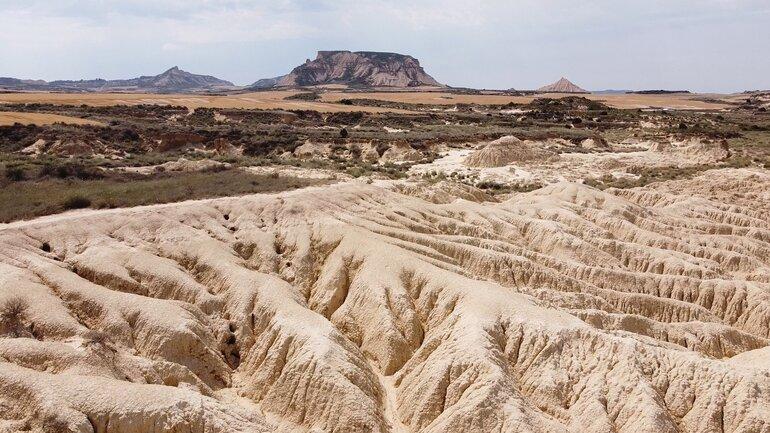 woestijn noord spanje