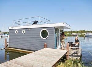woonboot nederland