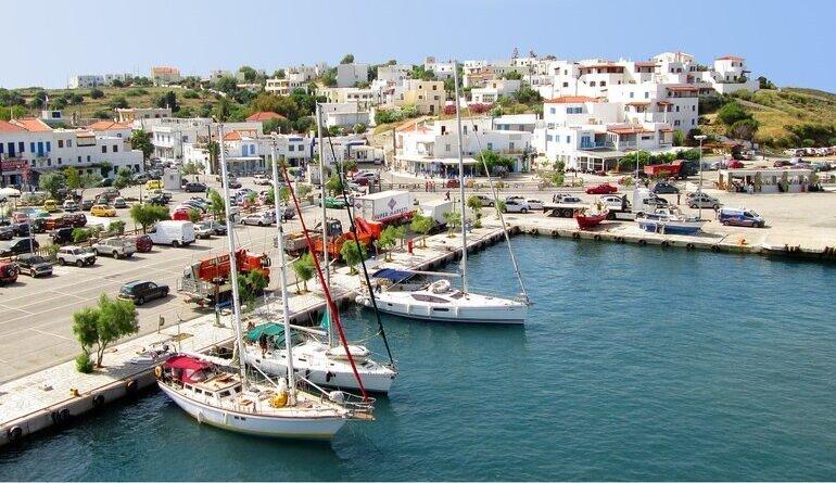 eilandhoppen griekenland andros