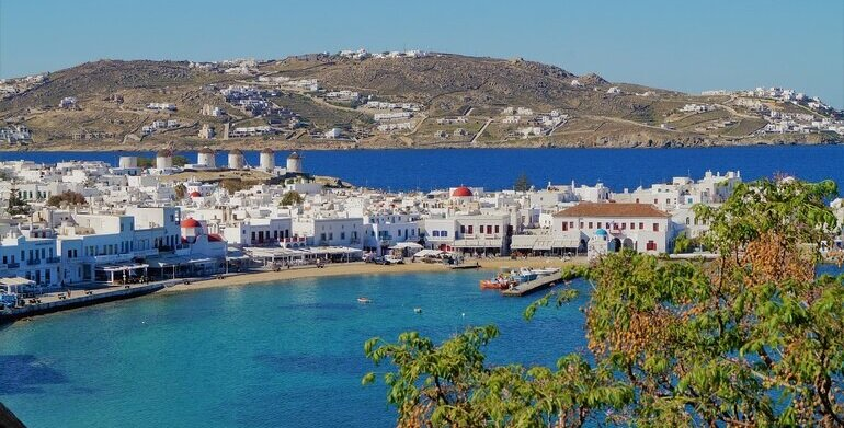 eilandhoppen griekenland mykonos
