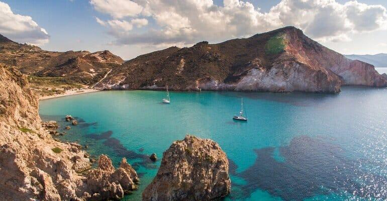 eilandhoppen griekse eilanden cycladen