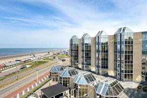 hotel in zandvoort met uitzicht op zee