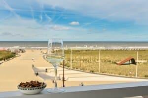 hotel katwijk uitzicht op zee