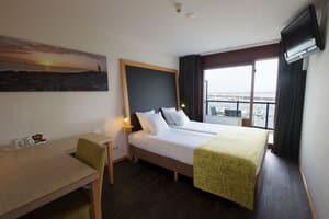 hotel met zeezicht nederland
