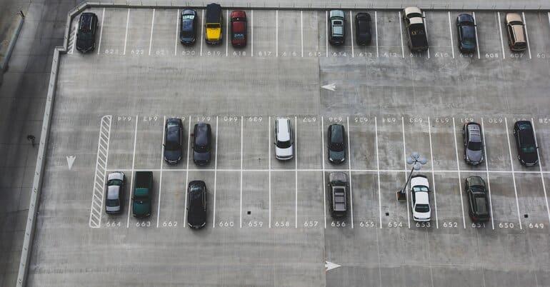 luchthaven belgie parkeren