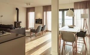 luxe huisje lauwersmeer
