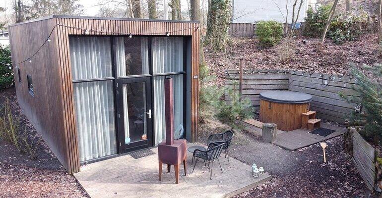 Tiny house met hottub huren? 20x luxe en betaalbaar