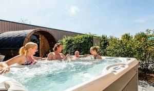 vakantiehuis limburg 6 personen met sauna en bubbelbad