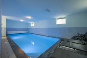 wellness huisje met zwembad limburg