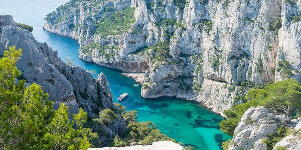 calanques nationaal park
