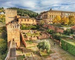 goedkope tickets alhambra en generalife