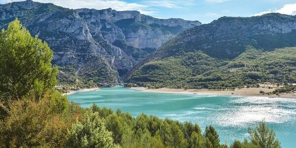 gorges du verdon canyon