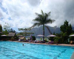 mount batur trekking en hot spring
