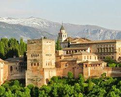 rondleidingsopties door het alhambra
