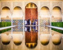 ticket en rondleiding alhambra en nasridische paleizen